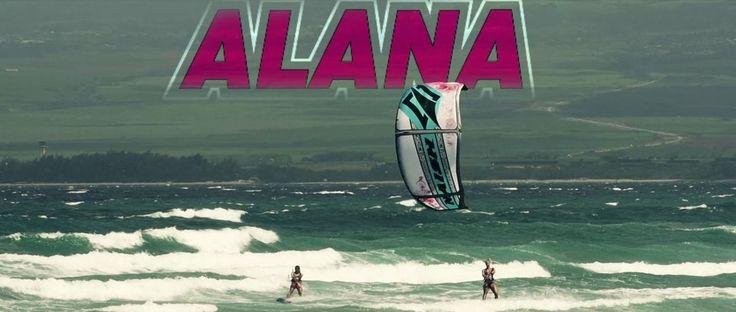 2014 Naish Alana