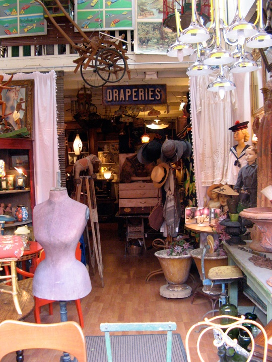 The Paris Flea Market..Marche Aux Puces..one of my most fav markets to shop