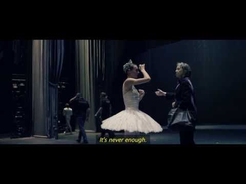 """The Prodigy. Olga Smirnova. Bolshoi Theatre - """"I may eat lunch but the music form the rehearsals keeps playing in my head. I 'm about to go to sleep and my mind is full with the variations I danced today. I think of new yeas to dance it. Make it more musical, add a stress…I think it's an addiction. You feel unwell when it's missing. it's kind of a strange desire to go and torture yourself."""" I do, too."""