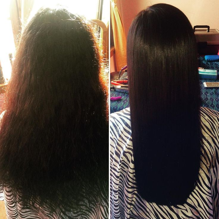 Alisado Keratina #cabellohermoso #hairblack #hairstrength #cabellosano…