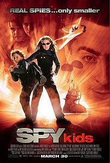Spy Kids - Wikipedia, the free encyclopedia