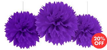 Fluffies - Birthday Decorations - Birthday Party Supplies - Party City