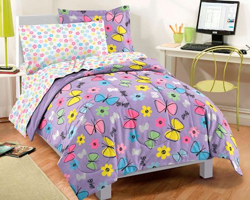28 Best Butterfly Bedding And Bedroom Decor Images On Pinterest Comforter Cover Bedding Sets