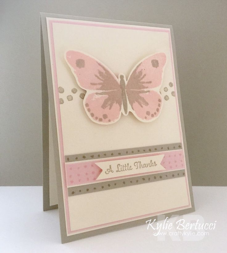 chrome hearts dismembered Kylie Bertucci   Stampin  39  Up  Watercolor Wings 2015 2016 Annual Catalogue Catalog Come to my blog to find out the measurements and tips and tricks to make this card  watercolorwings