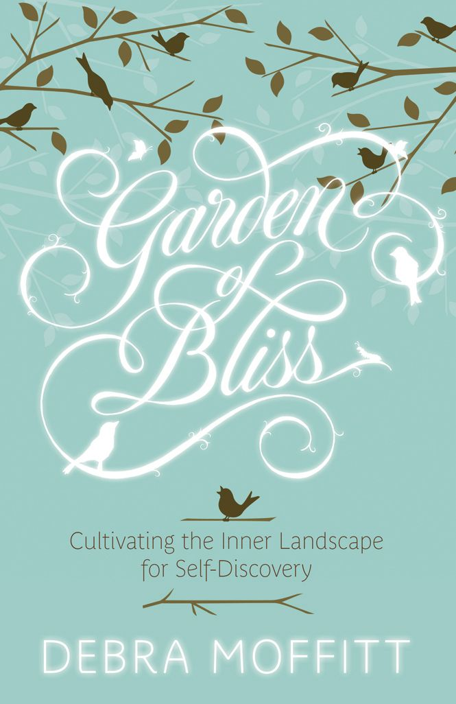 Garden of Bliss  Book Jacket Design by Alison Carmichael