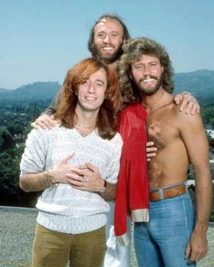 14 Best Images About Bee Gees On Pinterest