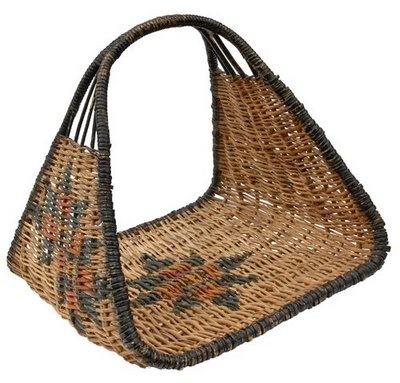 basket from Ruby Lane seller