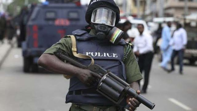 Human Rights And Police Brutality In Nigeria Police Officer Shot Police State Police