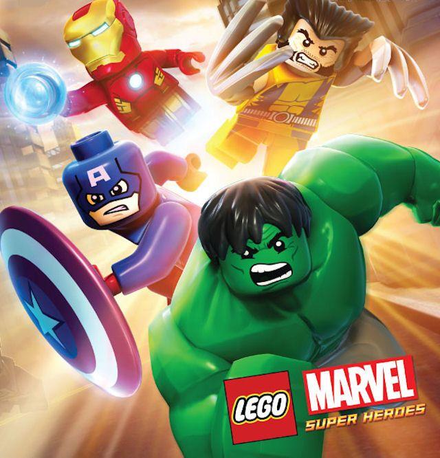 Lego Marvel Superheroes!