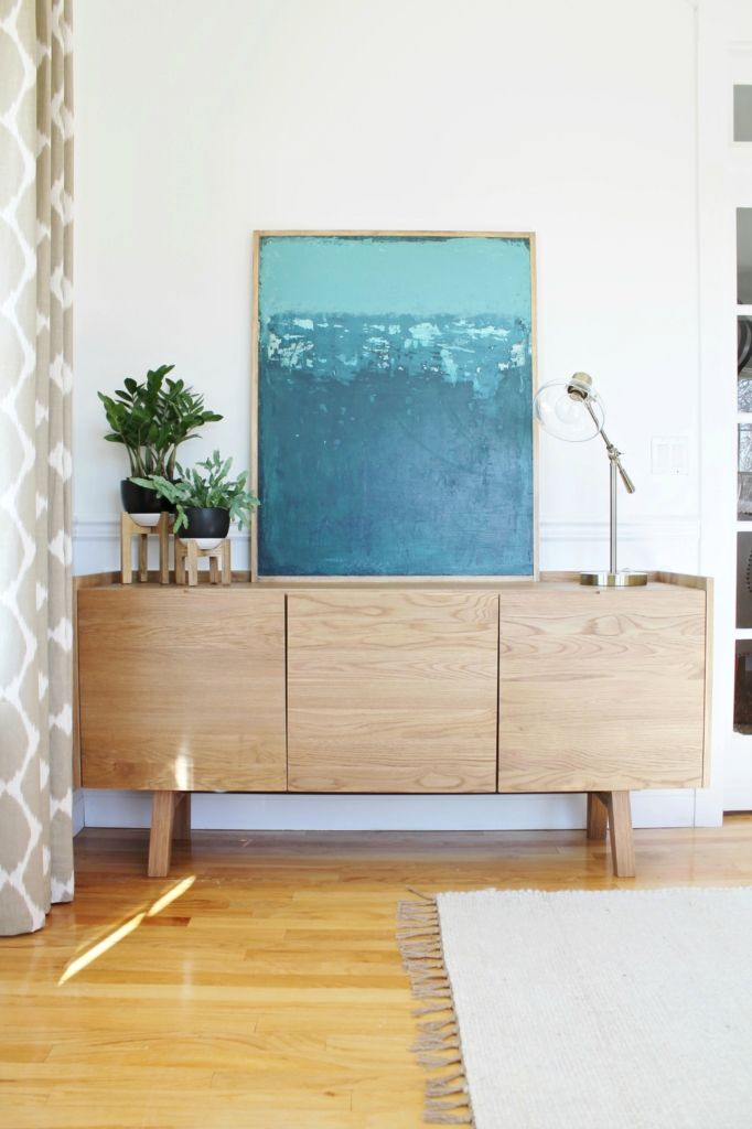 City Farmhouse New Sideboard from Article Paint Pure White