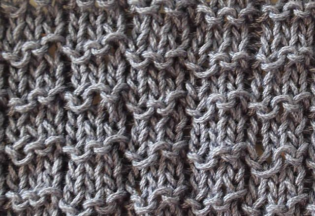Knitting Casting Off Garter Stitch : Best dishclothes square images on pinterest