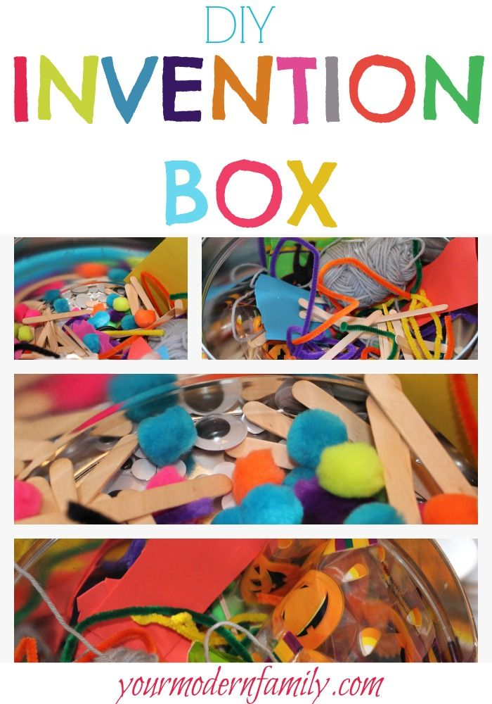 DIY gift for creative kid ~ cheap idea that will give them hours of playtime!
