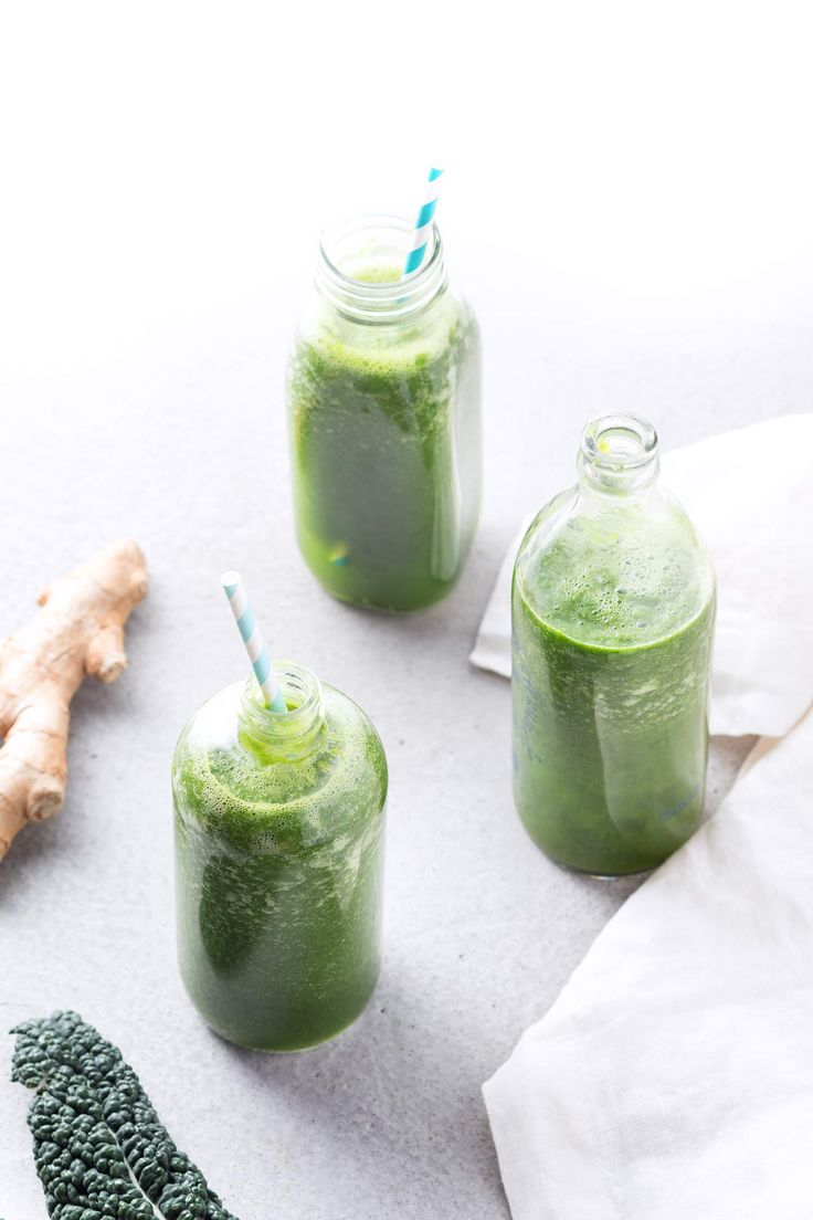Making this aloe vera detox drink is as easy as 1-2-3.