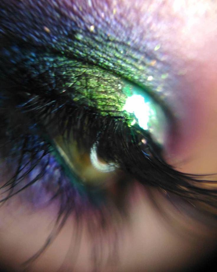 как фотографировать макияж глаз макро необходимо лишь
