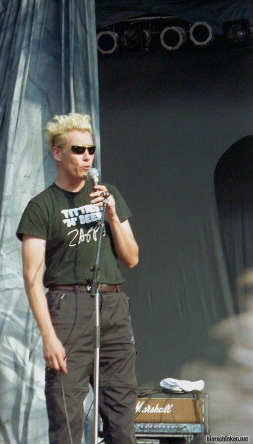 29.06.2001 - die ärzte (Beatsteaks / Garlic Boys) - Elbufer Dresden