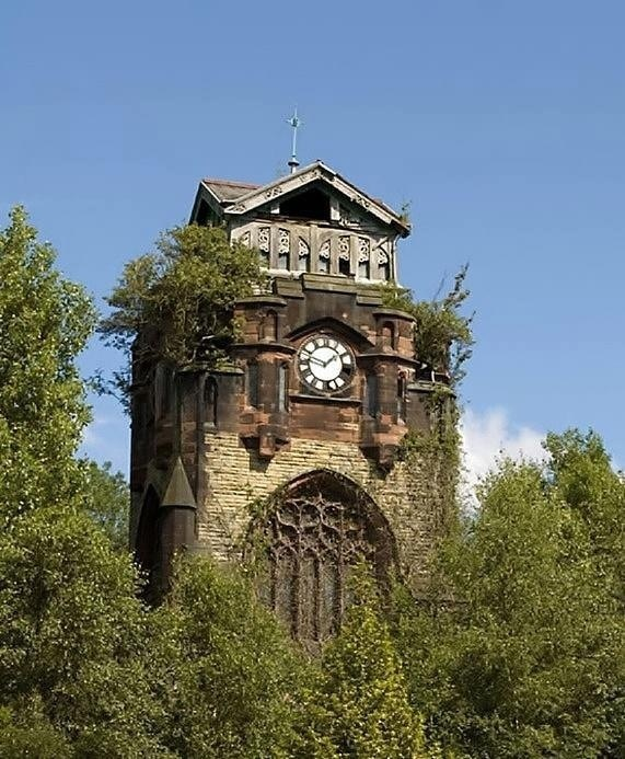 Lost | Forgotten | Abandoned | Displaced | Decayed | Neglected | Discarded | Disrepair | Clock tower