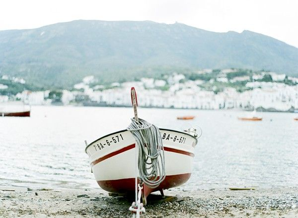 fisher boat cadaques Spain