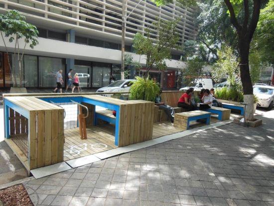 More Parklets coming to São Paulo