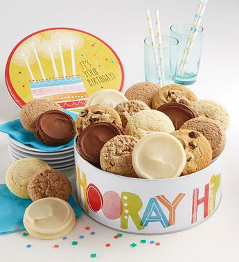 8 best sugar free treats images on pinterest sugar free treats shop the musical birthday gift tin sugar free assortment and more exclusively designed birthday gifts delivered from cheryls cookies negle Image collections
