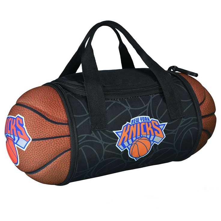 New York Knicks Basketball to Lunch Bag, Multicolor