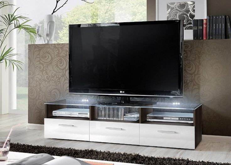 lyon 2 meuble tv - Meuble Tv Living