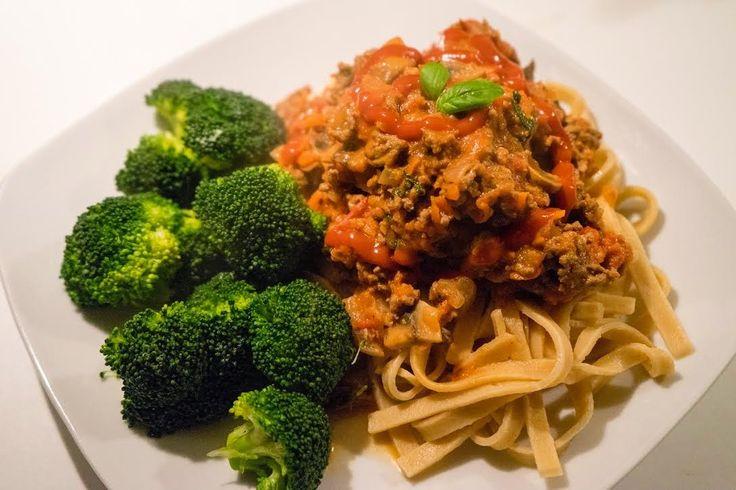 Marias slanke-opskrifter: Aftensmad med Oksekød
