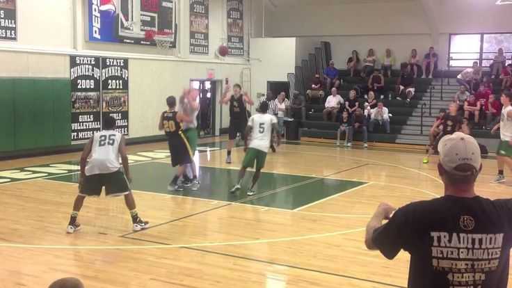Michigan class of 2014 pledge Ricky Doyle of Fort Myers (Fla.) Bishop Verot. The 6-9 big man shows off his impressive hands, shooting and finishing ability in this YouTube video.