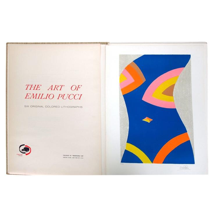 The Art of Emilio Pucci
