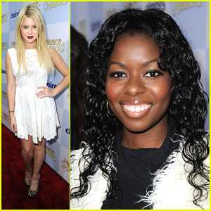 Camille Winbush Breaking News and Photos | Just Jared Jr.