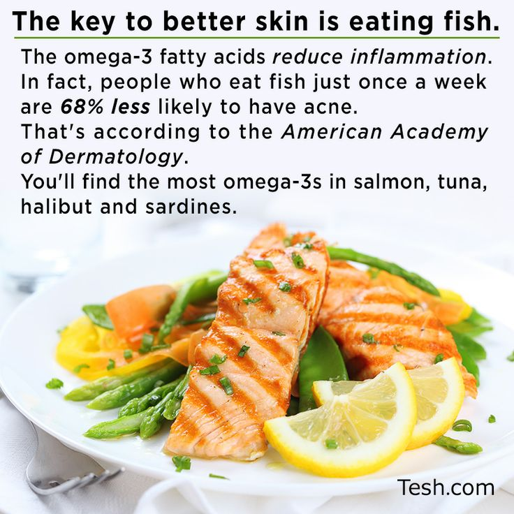 34 best images about intelligent beauty tips on pinterest for What fish is healthy to eat