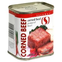Corned Beef nutrition data at Calorie Count