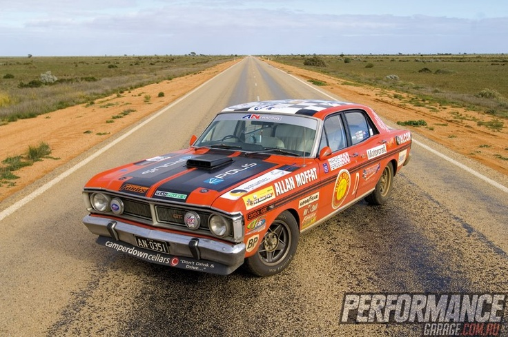 900hp Pro-charged Ford Falcon XY GT