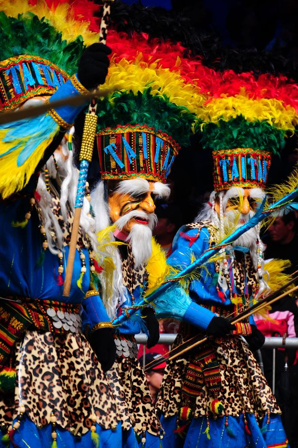 Carnival of Oruro, Bolivia