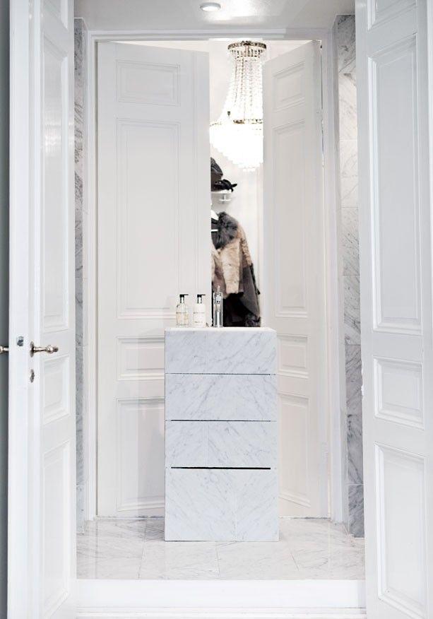 Elin Klings bathroom