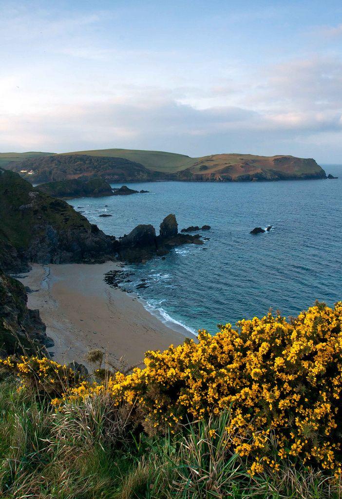 Hope Cove, Devon, England by dartmoorimaging