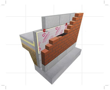Celotex Insulation   Cavity Wall Insulation. Use Celotex CW4000  for high performance thermal insulation in partial fill cavity wall insulation applications