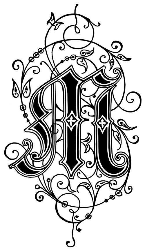 Printable Alphabets :: Image 3