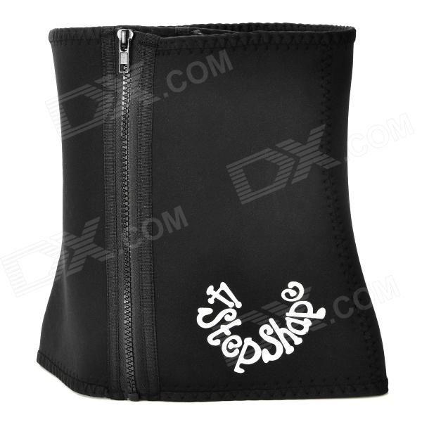 Perda de peso infravermelho emagrecimento Belly Burner Belt - Preto - $12