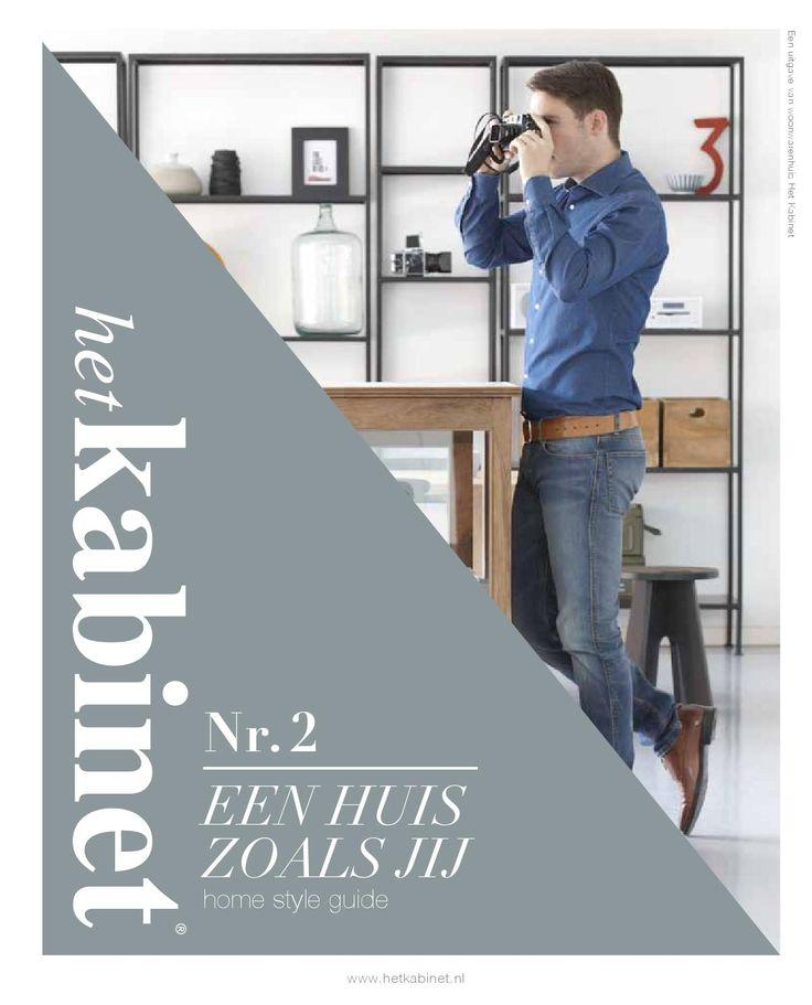 Brochure het Kabinet 2016  Het Kabinet opent een wereld vol wonen! Onze inspirerende woonwinkel en webshop bieden een gevarieerde collectie meubels en accessoires voor ieder interieur!