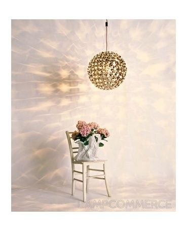 #Terzani #Ortenzia hanging lamp Design Bruno Rainaldi