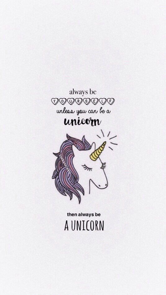 Inspiring Image Background Fantasy Unicorn Unicorns Lockscreen By Sharleen