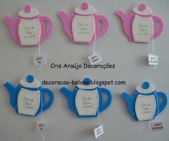 Chá de cozinha/ cha de casa nova/ chá de panela