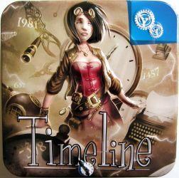 Idővonal: Találmányok társasjáték - Szellemlovas társasjáték webshop