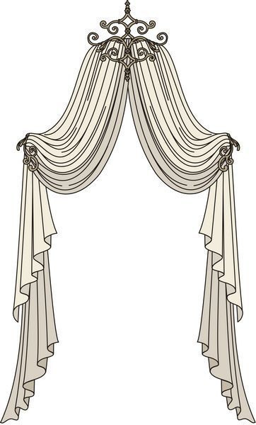 Image detail for curtain idea