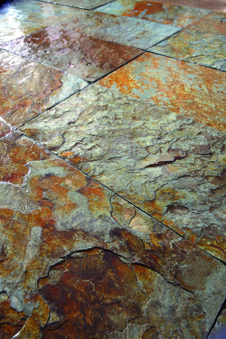 11 mejores im genes sobre piedra natural pizarra en - Revestimiento piedra natural ...