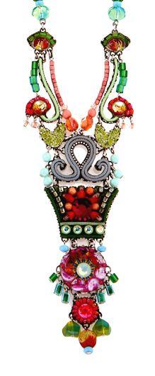 Ayala Bar Jewelry Classic Necklace Item 3228. - Ayala Bar jewelry authorized dealers -Mira Gallery