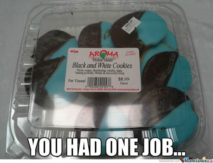 17 Best images about You had one JOB on Pinterest | Funny ...