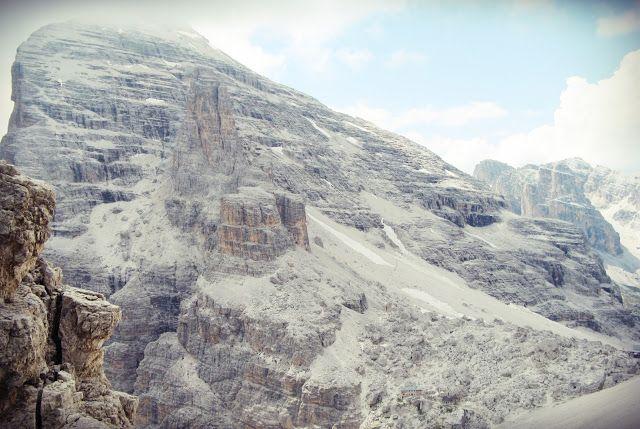 polly_nezjowy świat: Dolomity - wio na Via Ferraty!