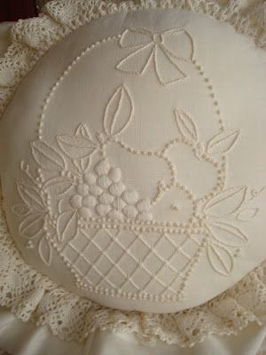 54 Best Mountmellick Embroidery Candlewicking Images On