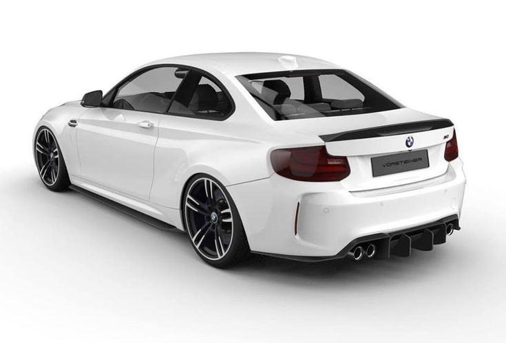 Vorsteiner Body Kit for BMW M2 Getting Closer to Production - http://www.bmwblog.com/2016/11/18/vorsteiner-body-kit-bmw-m2-getting-closer-production/